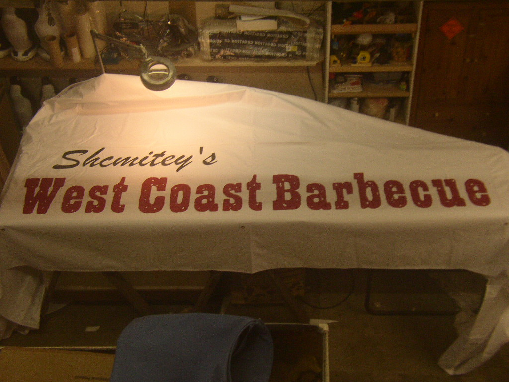 Shmitey's West Coast Barbeque