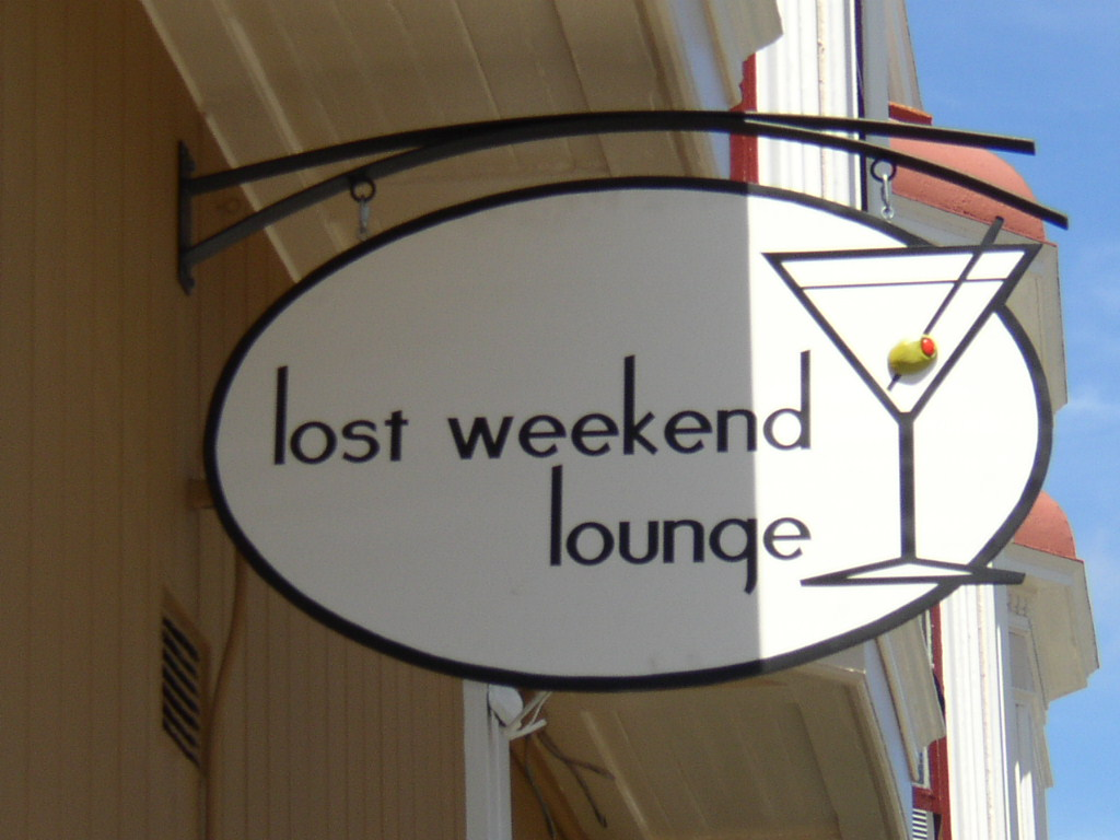 lost weekend lounge