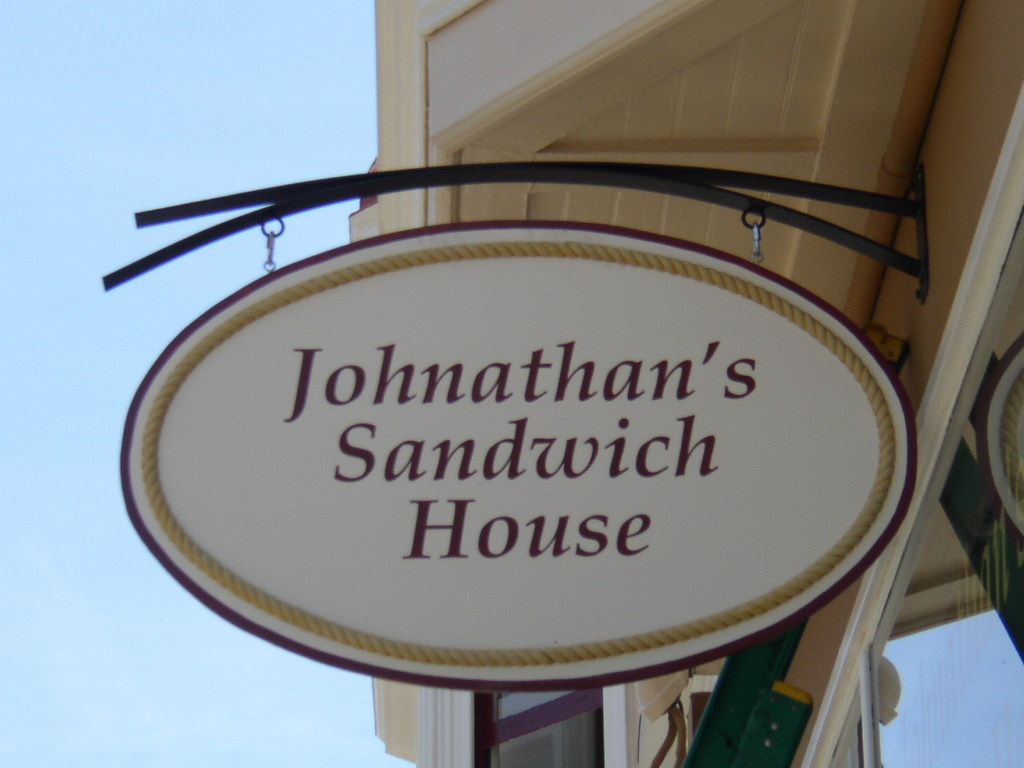 johnathan's sandwich house