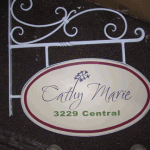 Cathy-Marie-Address-Sign