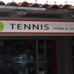 Tennis Fascia Sign